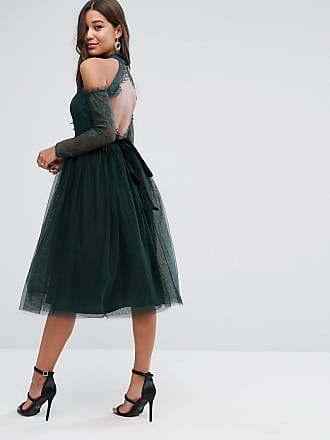 Dark Green Dresses: 480 Products & up to −79% | Stylight