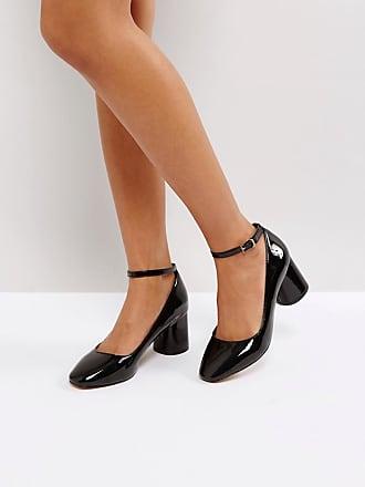 Qupid Chaussures à talons avec bouts pointus ornés