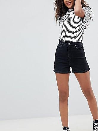 ASOS DESIGN Tall - City - Shorts mit breitem seitlichen Streifen - Braun Asos Tall