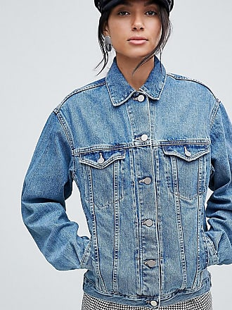 Asos jeansjacke gefuttert