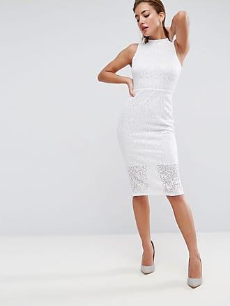 Cocktailkleider (Elegant) in Weiß: 255 Produkte bis zu −60%   Stylight