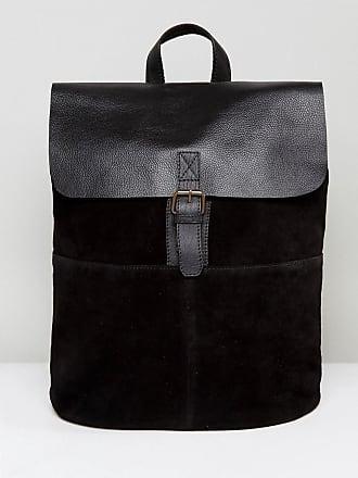 ASOS DESIGN - Petit sac à dos en cuir avec anneau