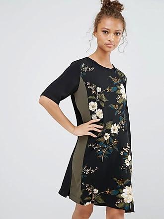 Robe droite à motif floral - Multib.young