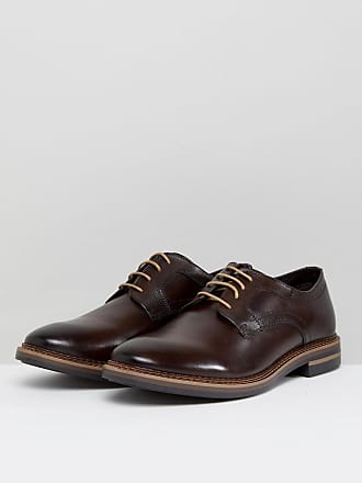 Shore, Chaussures de ville homme - Marron (Brown), 43 EU (9 UK)Base London