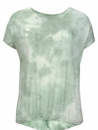 Shirt mit 3D-Prägedruck, grau, grau batik Bench