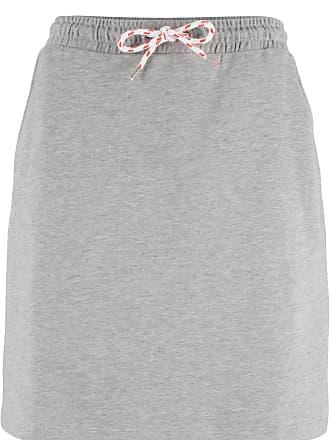 Sweatrock mit Bindeband in pink von bonprix Bonprix