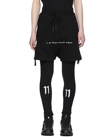 logo leggings - Black Boris Bidian Saberi