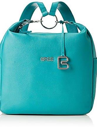 Womens SHOPPER JUMPER SS18 TURQUESA Shoulder Bag Turquoise Turquoise (Aqua) Munich