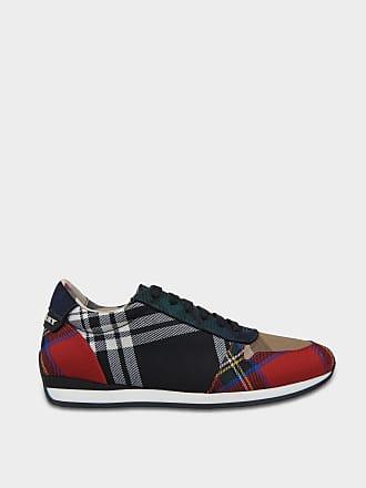 Beckshill Chaussures Mule Frangé En Cuir Noir Burberry