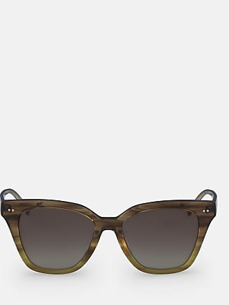 Womens Eye Sunglasses, Multicolour (Tortoise Nero/Blu), 55 Calvin Klein
