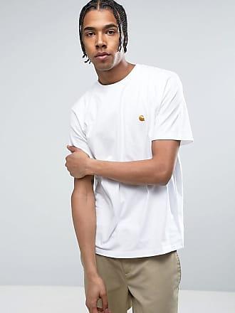 Stripe Shirt With Embroidered Logo - Settlers stripe Carhartt Work in Progress