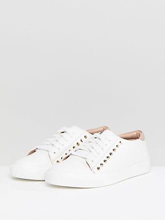 Carvela 143265979, Sneakers Basses FemmeBeigeBeige (Metal Comb), 36