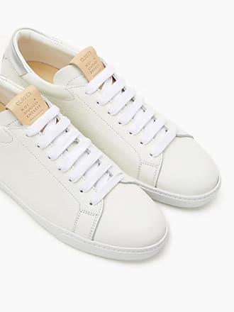 CLOSED Leder Sneaker sea blue