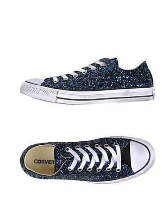 ONE STAR PLATFORM OX VELVET - FOOTWEAR - Low-tops & sneakers on YOOX.COM Converse