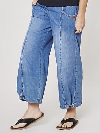 Damen Stretch-Jeans Ember Weiß - auch in Übergrößen Deerberg