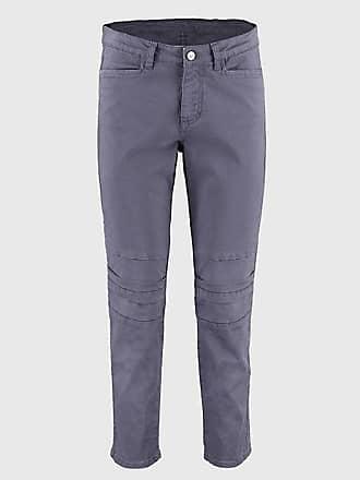 Damen Jersey-Hose Tilla grau - auch in Übergrößen Deerberg