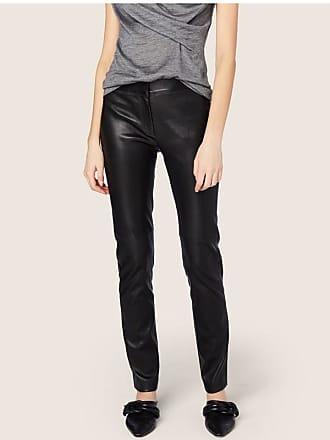 Leather Hanne Legging - Black Derek Lam