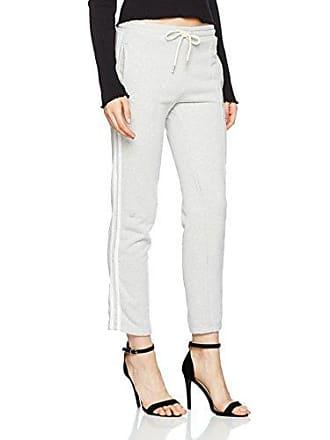 Side Stripes, Pantalon Femme, Gris (Ceniza 807), SDouble Agent