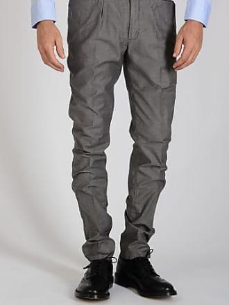Stretch Cotton Pants Spring/summer Downshifting
