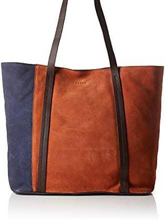 Ab693, Womens Shoulder Bag, Orange (Dark Clementine), 16x24x30 cm (B x H T) Escada Sport