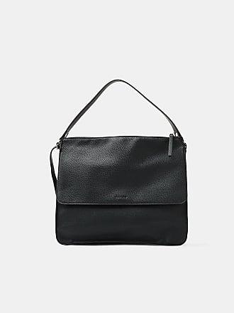 Kleine Schultertasche mit Knoten-Details für Damen Black Esprit