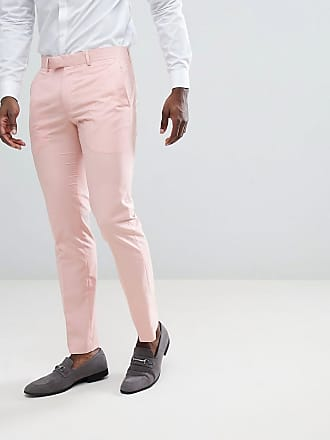 Farah Skinny Wedding Suit Trousers In Blue - Regatta blue Farah
