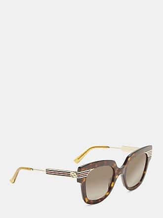 Womens GG 3574/S OH Oversized Sunglasses, W8W Gucci