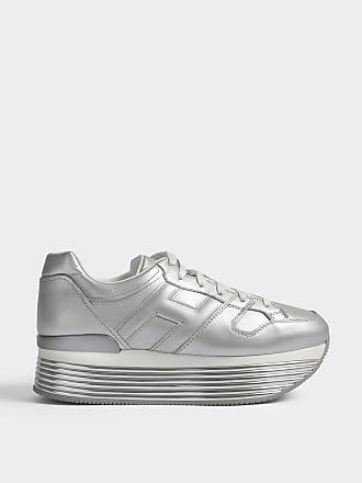 Baskets Plate-forme H352 Or Hogan
