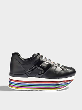 Chaussures De Sport Pour Les Femmes En Vente, Bleu Marine, Cuir, 2017, 37,5 Hogan