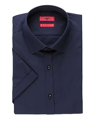 hugo boss kurzarm hemden 44 produkte im angebot stylight. Black Bedroom Furniture Sets. Home Design Ideas