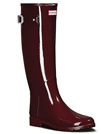 07b3b717d8adab Hunter Damen Original Refined Gloss Schnee Gummi Wasserdicht Stiefel EU  36-43