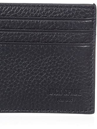 Jack spade business card holders sale up to 40 stylight jack spade mens pebble leather 6 card holder reheart Images