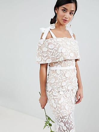 Cocktailkleider in Weiß: Shoppe jetzt bis zu −64%   Stylight