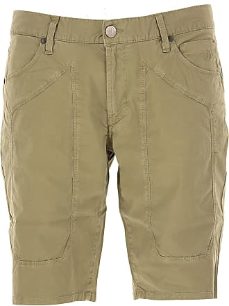 Shorts for Men On Sale, Lead Grey, Cotton, 2017, 31 32 33 34 38 40 Jeckerson