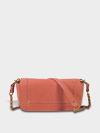 Remi Tasche aus rosanem Lammleder Jerome Dreyfuss