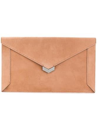Lauren clutch bag - Pink & Purple Jimmy Choo London