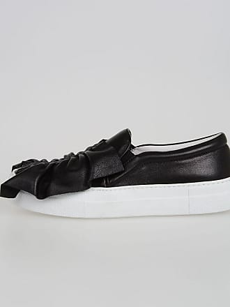 Leather Slip Ons with Ruches Frühling/Sommer Joshua Sanders