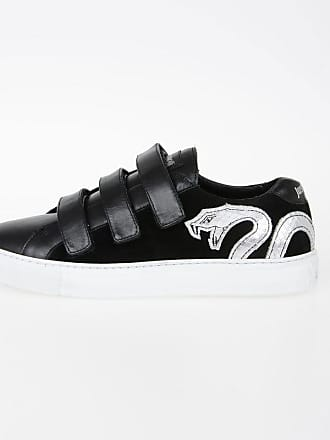Canvas Hi-Top Sneakers Spring/summer Just Cavalli