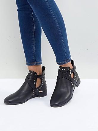 8244500799, Bout Ouvert Femme - Noir - Noir (Black), 36Kurt Geiger