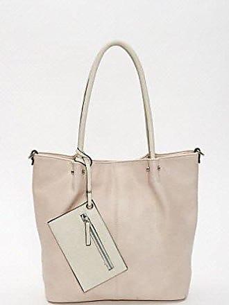 Surprise Cityshopper Handtasche Bag in Bag 41 cm, gelb/ice Maestro