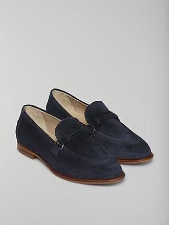 Marc O'Polo 70123703401300, Chaussures Derby Homme - Bleu - Bleu (Navy 890), 43 EU