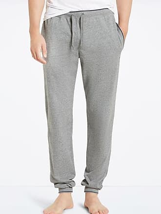 Track-Pants slim grey mélange Marc O'Polo