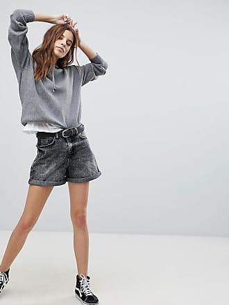 Kleingemusterte Shorts - Mehrfarbig Noisy May