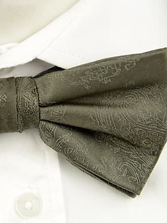 Wool Handkerchief - Solid color in dark olive green - Notch HUY Notch