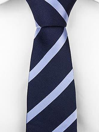 Silk boys tie - Solid navy blue - Notch ROLF Notch