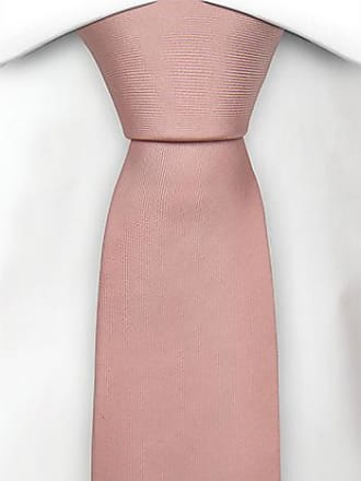 Necktie - Artistic pink & purple floral pattern - Notch CHARIS Notch