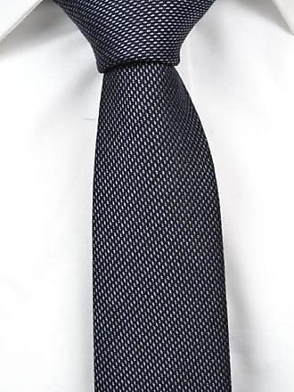 Silk necktie - Glistening silver mine grey twill - Notch PEDRO Notch