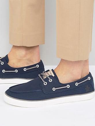 Bermuda - Chaussure Bateau Femme, Bleu (Navy/Sand), 37Quayside