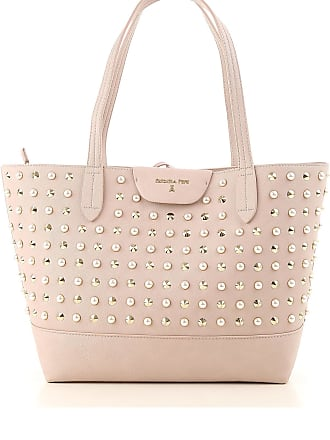 Top Handle Handbag On Sale, Pink, polyurethane, 2017, one size Patrizia Pepe