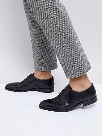 Tompkins - Chaussures derby en cuir - Noir - NoirPaul Smith